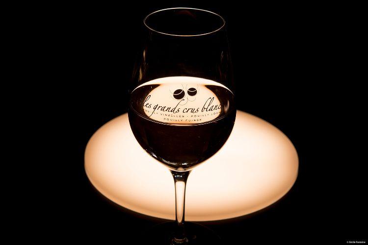 verre de vin blanc